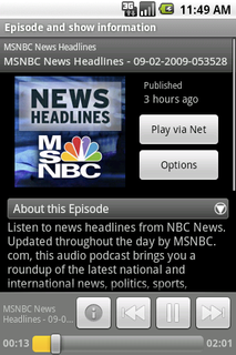 6-Mediafly-Android-Episode-Playing